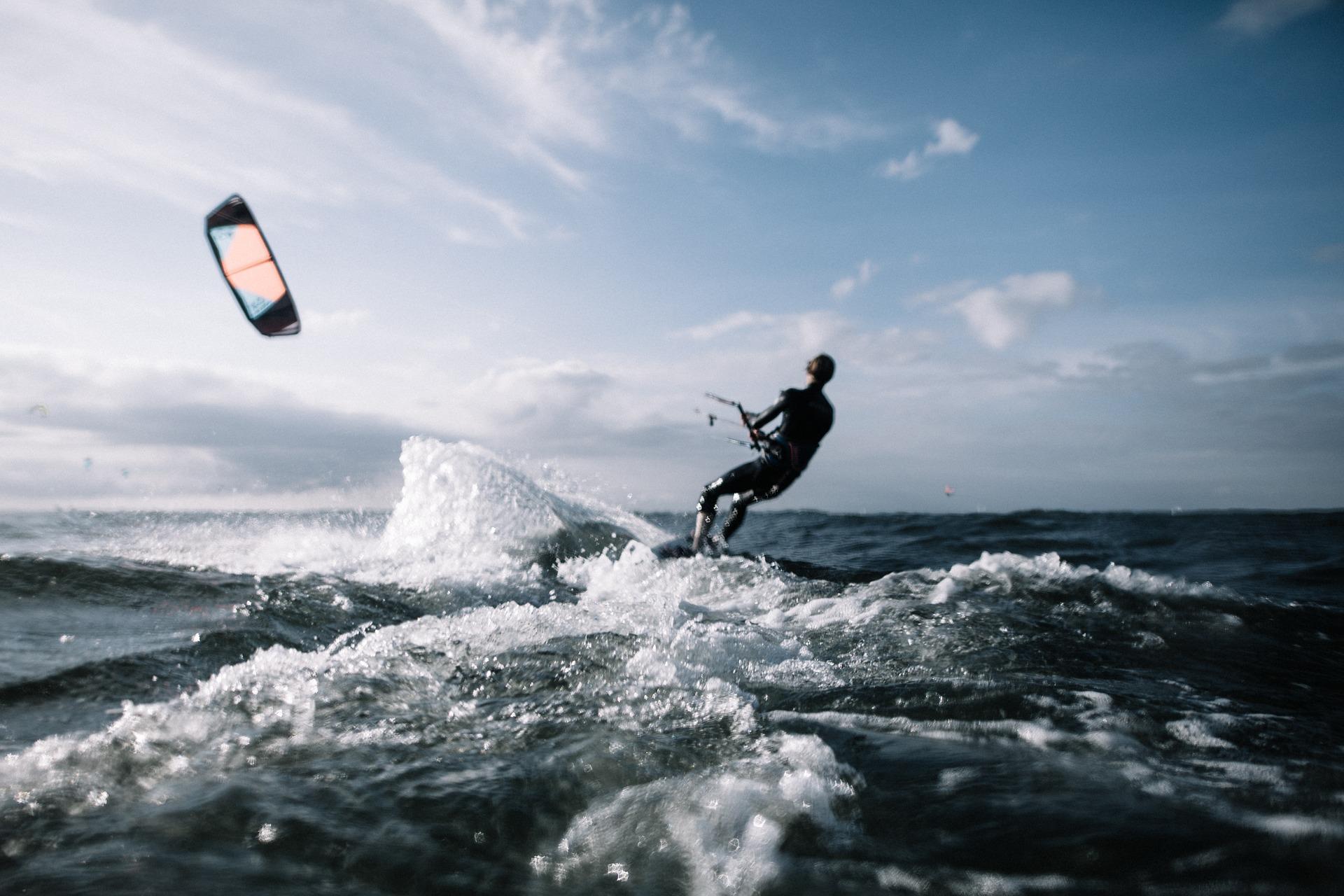 Tutti gli sport estremi sul Lago di Garda