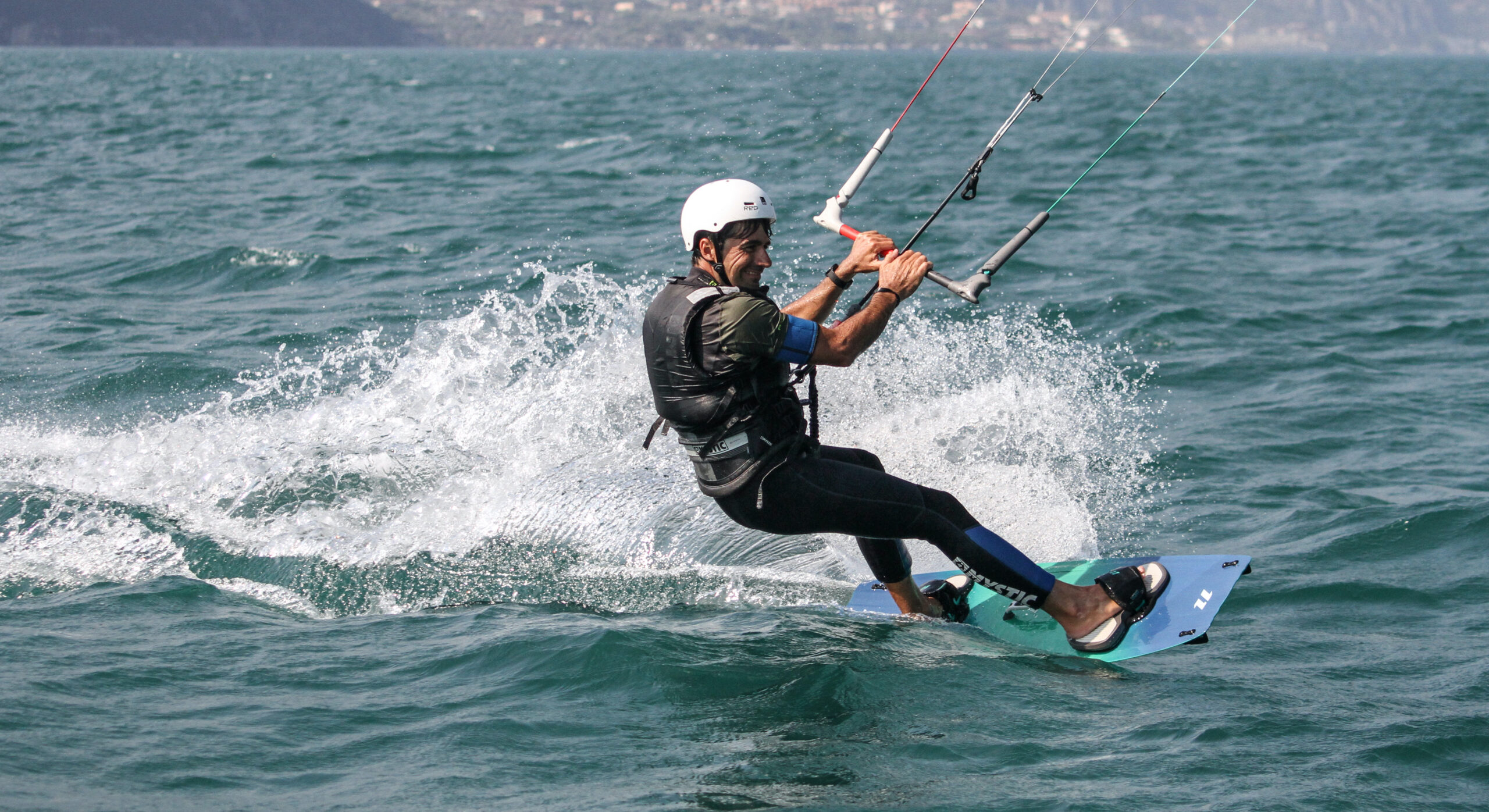 Corso base e partenze kitesurf