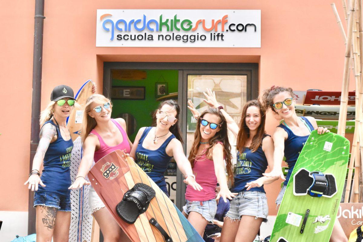 Kite Girl Camp