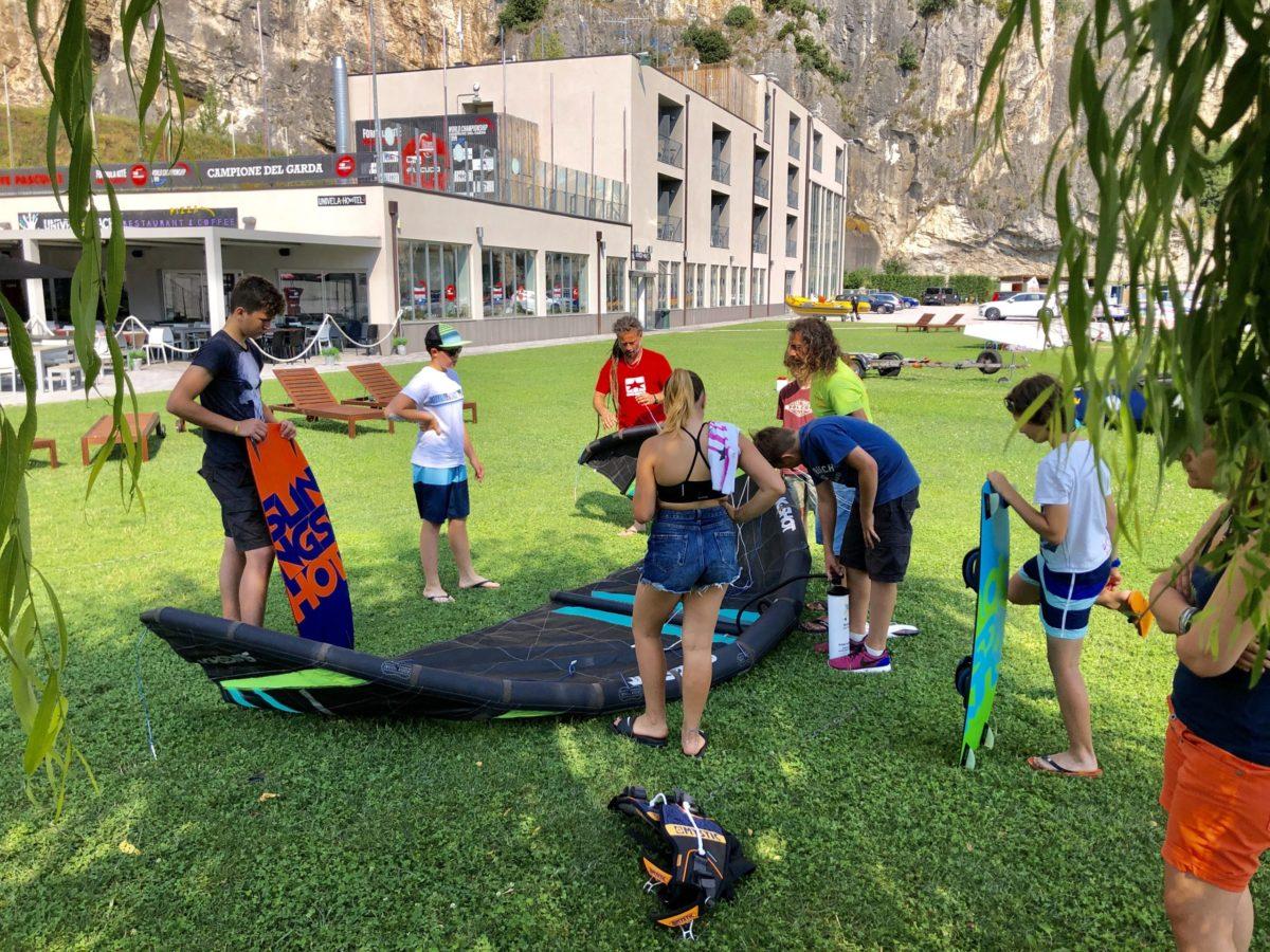 Kite Junior Camp