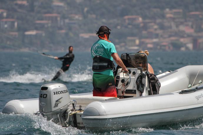 kitesurf per principianti