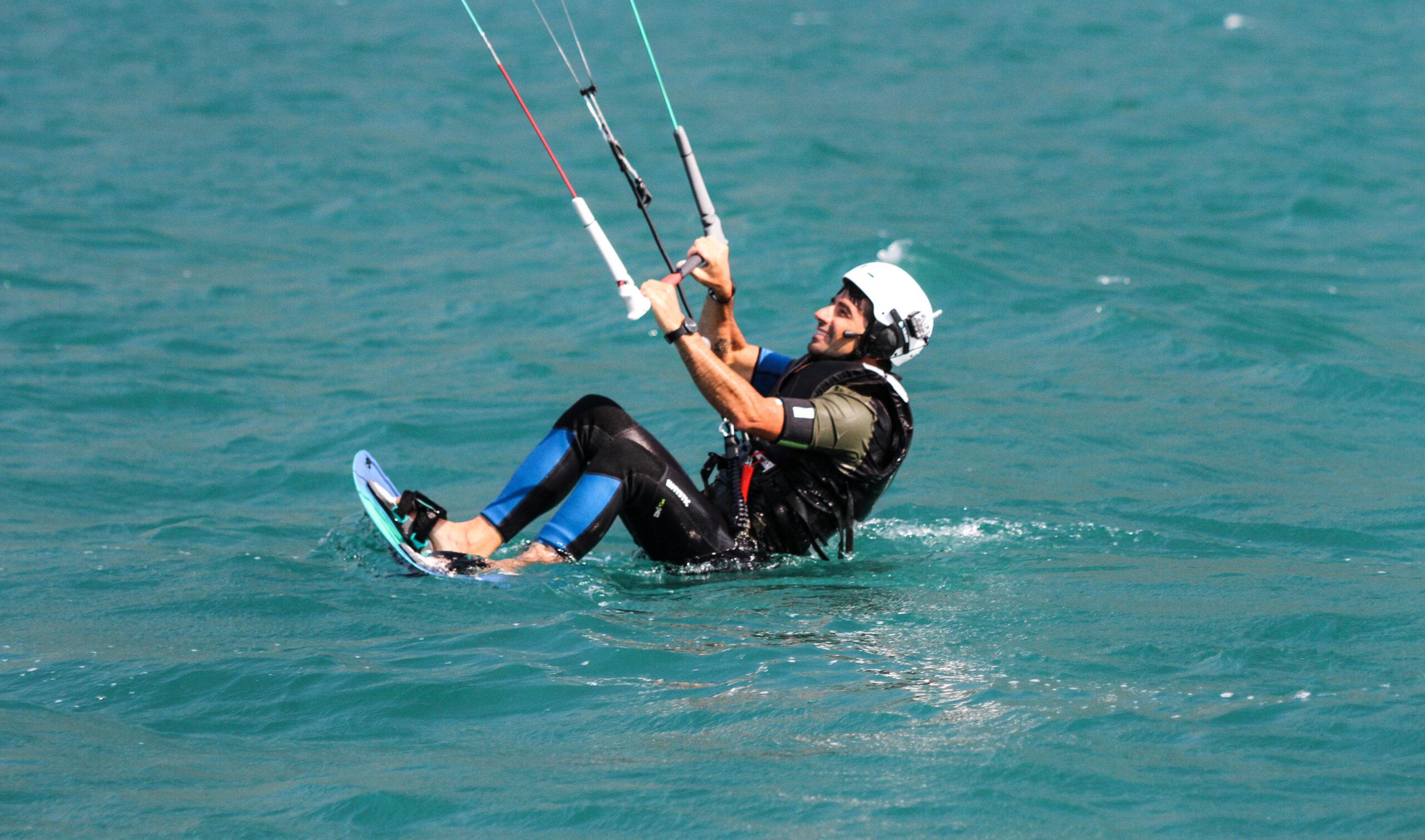 Corso partenze kitesurf