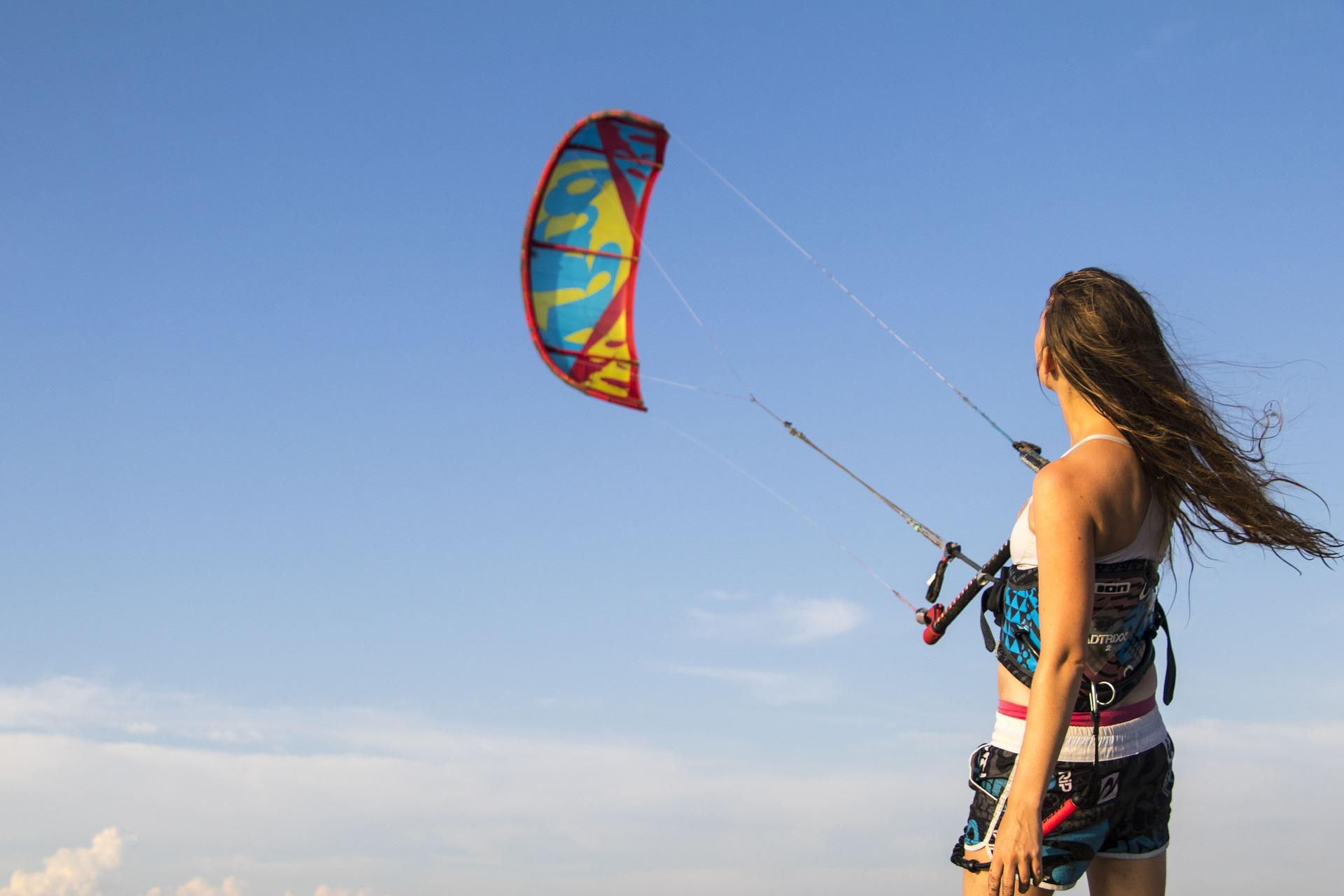 scuola kitesurf lago di garda