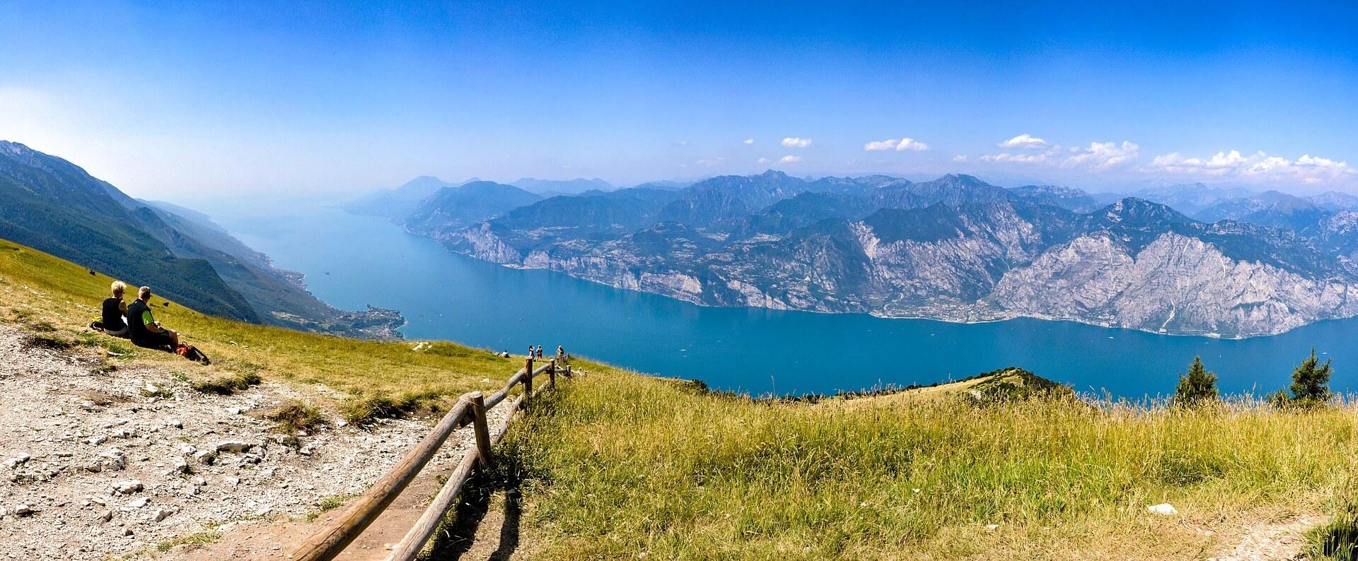 Alcuni tra i più bei sentieri del lago di Garda