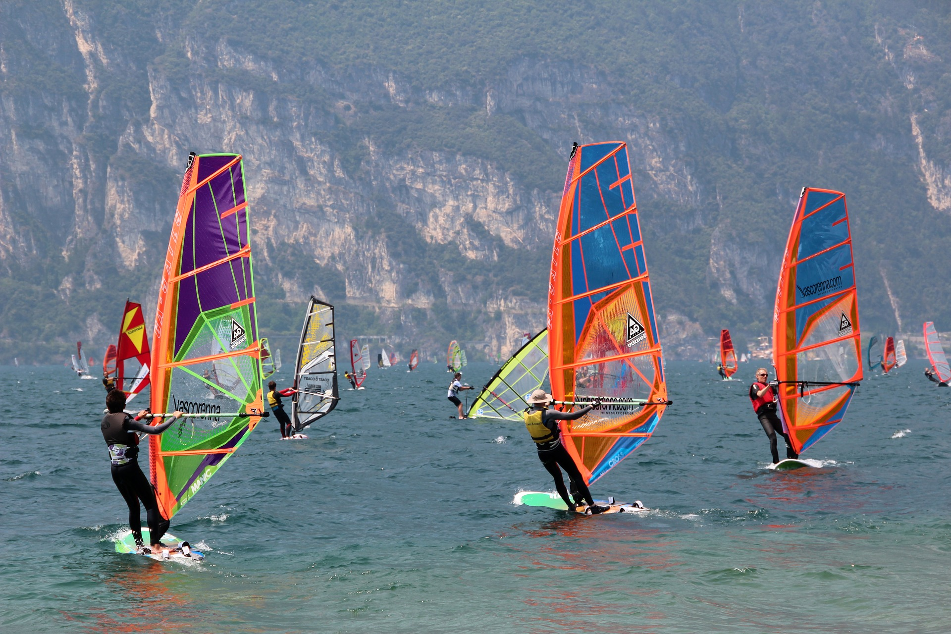 windsurf garda